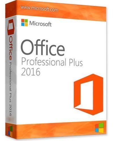תוכנת אופיס - Office 2016 Pro Hebrew